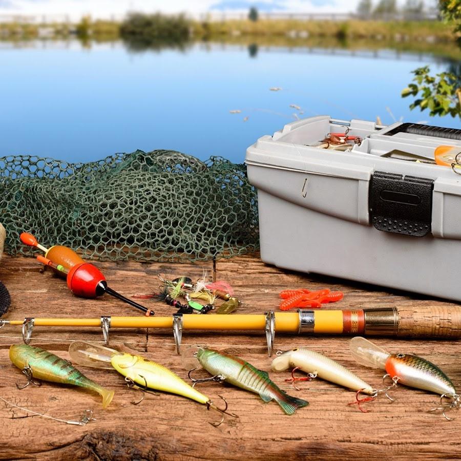 Топ 10 обязательных вещей для рыбалки
